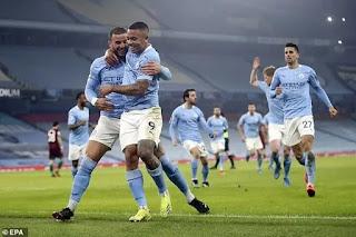 Guardiola reveal secret to Manchester City winning streak West Brom draw