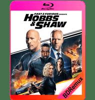RÁPIDOS Y FURIOSOS: HOBBS & SHAW (2019) BDREMUX 1080P MKV ESPAÑOL LATINO