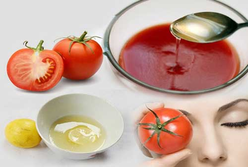 Tomato Face Pack To Get Fair Spotless Glowing Skin ...