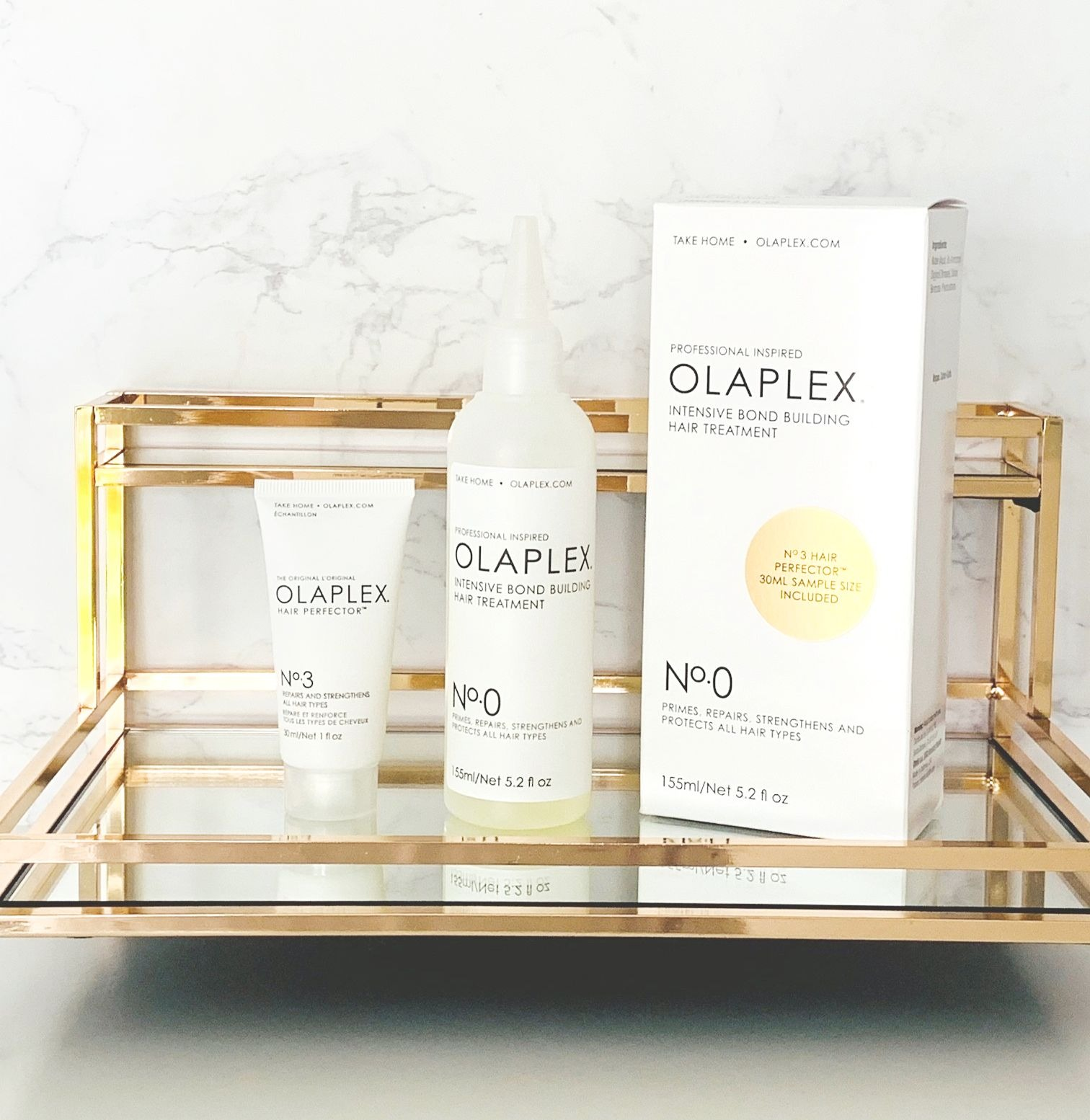 Olaplex No 0 Intensive Bond Building Kit - worth the hype?