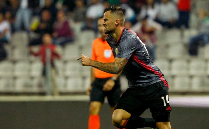 Blog Benfica Seferovic