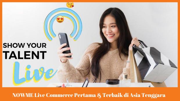 nowme-live-commerce-asia-tenggara