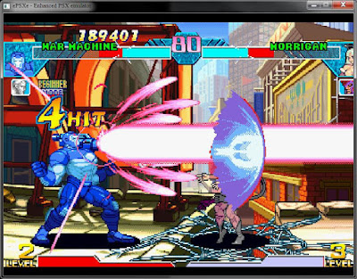 Marvel Vs Capcom PS1 ISO