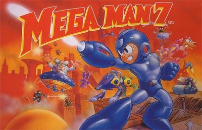 Mega Man 7 - SNES em Português - Download