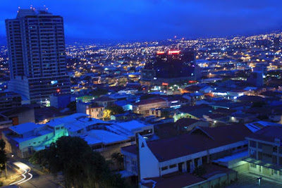 San Jose en Costa Rica