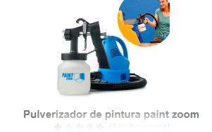 Pulverizador de pintura