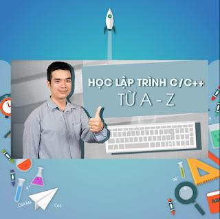 Khóa Học Lập Trình C/C++ Từ A - Z ebook PDF-EPUB-AWZ3-PRC-MOBI