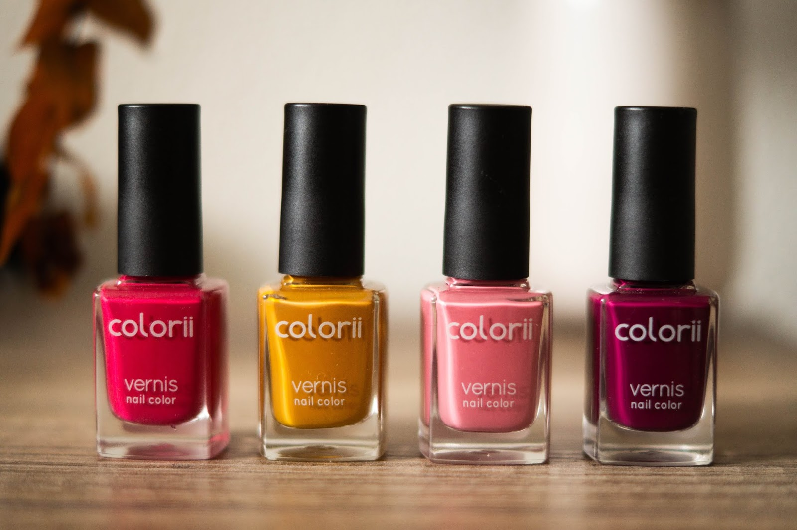 vernis Colorii douce France
