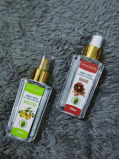 Review Hand Sanitizer Spray MyKonos 125 ml