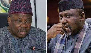 APC Queries Ibikunle Amosun and Rochas Okorocha
