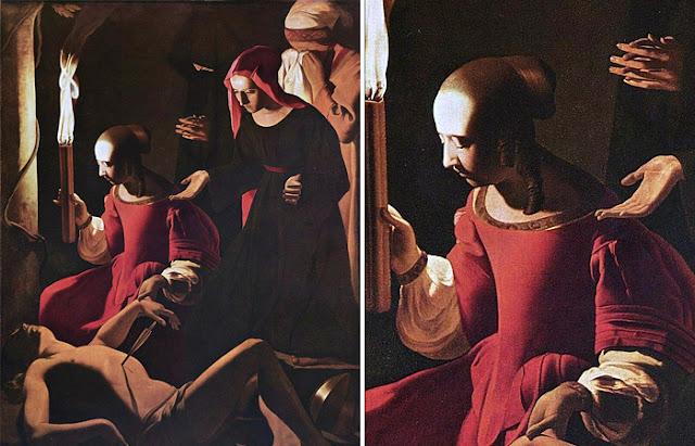 """Georges de Latour """"O Martírio de São Sebastião"""" (1649)"""