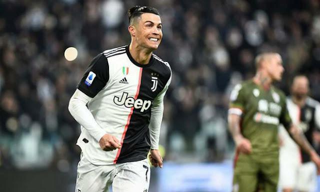 Tin HOT bóng đá sáng 8/1: Ronaldo đang trở lại mạnh mẽ nhất