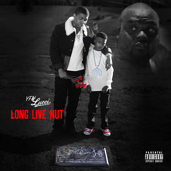 YFN Lucci - Long Live Nut Cover