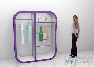 Etalase Display Baju Kirim Ke Seluruh Indonesia - Beli Furniture Online - Furniture Semprot Disinfektan - Furniture Semarang