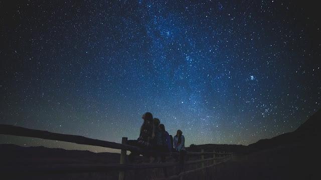Prepárense para disfrutar de la lluvia de estrellas que iluminará el cielo esta noche