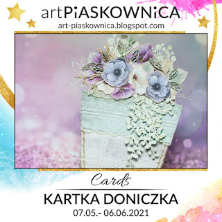 CARDS - kartka doniczka