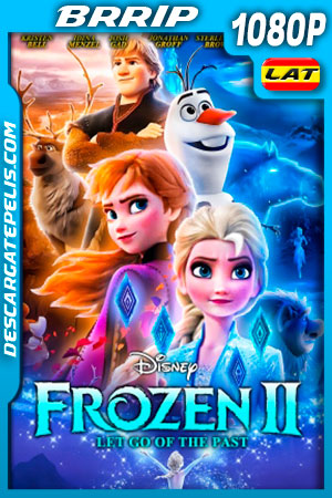 Frozen II (2019) HD 1080 BRRip Latino – Ingles