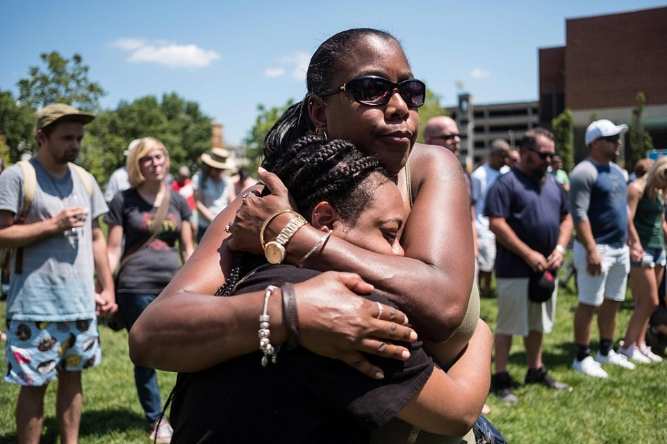 Dayton, Ohio Shooting: Vigil Held To Honor Victims