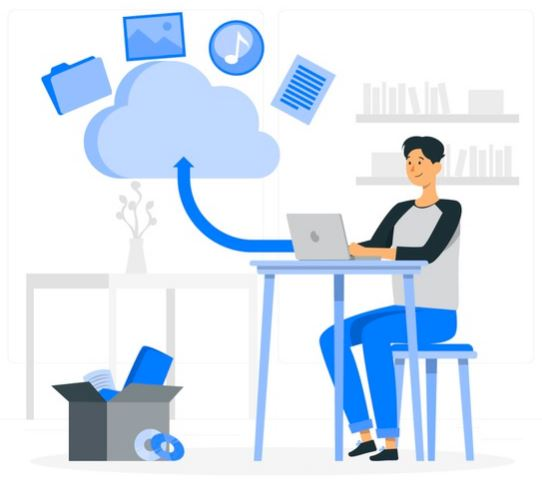 penyimpanan data online aman & terbaik untuk PC atau Android -www.reviewsteknologiku.tech