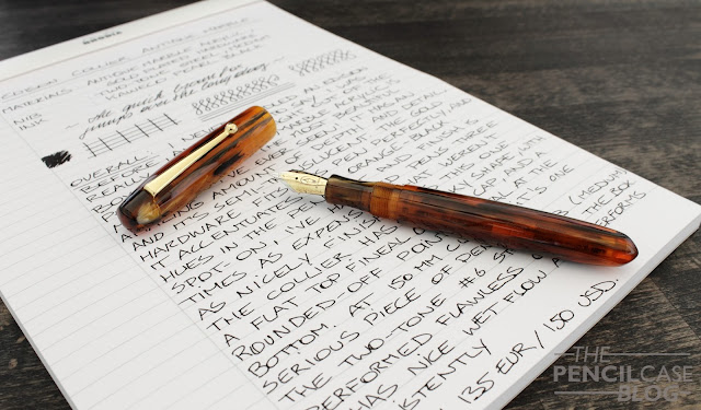 Edison Collier fountain pen