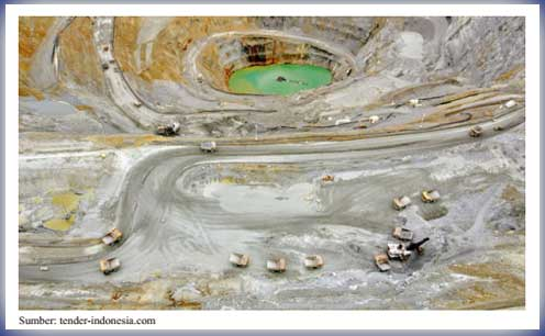 Keunggulan Sumber Daya Mineral Indonesia