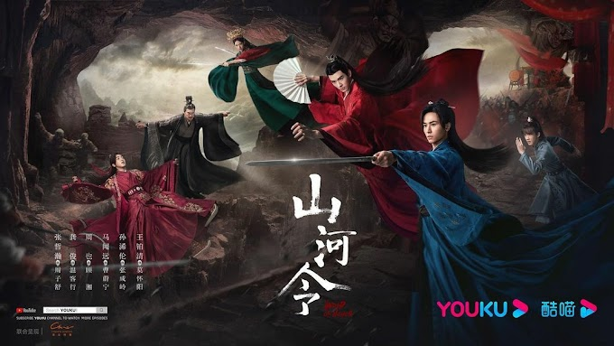 Drama China: Ngomongin Ending Word of Honor / Shan He Ling (山河令)