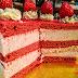 RED VELVET ICE CREAM CAKE (VIDEO ΒΗΜΑ-ΒΗΜΑ)