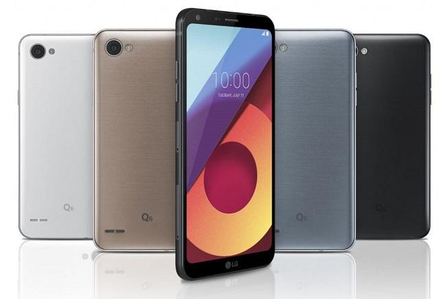 LG Q6 Philippines