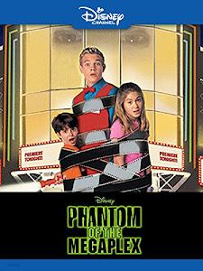 Phantom of the Megaplex Poster
