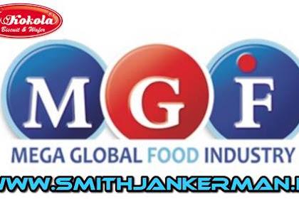 Lowongan PT. Mega Global Food Industry Pekanbaru Maret 2018