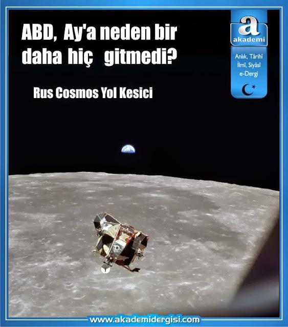 ABD'nin Ay'a neden bir daha hiç gitmediğini merak ediyor musunuz?
