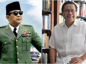 Sukarno Bilang Ekonomi Jiplakan, Rizal Ramli Menyebut Ekonomi Contekan