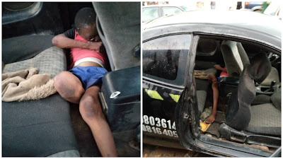 PHOTOS: Missing Boy Found Dead In A Car With His Eyes Plucked Out