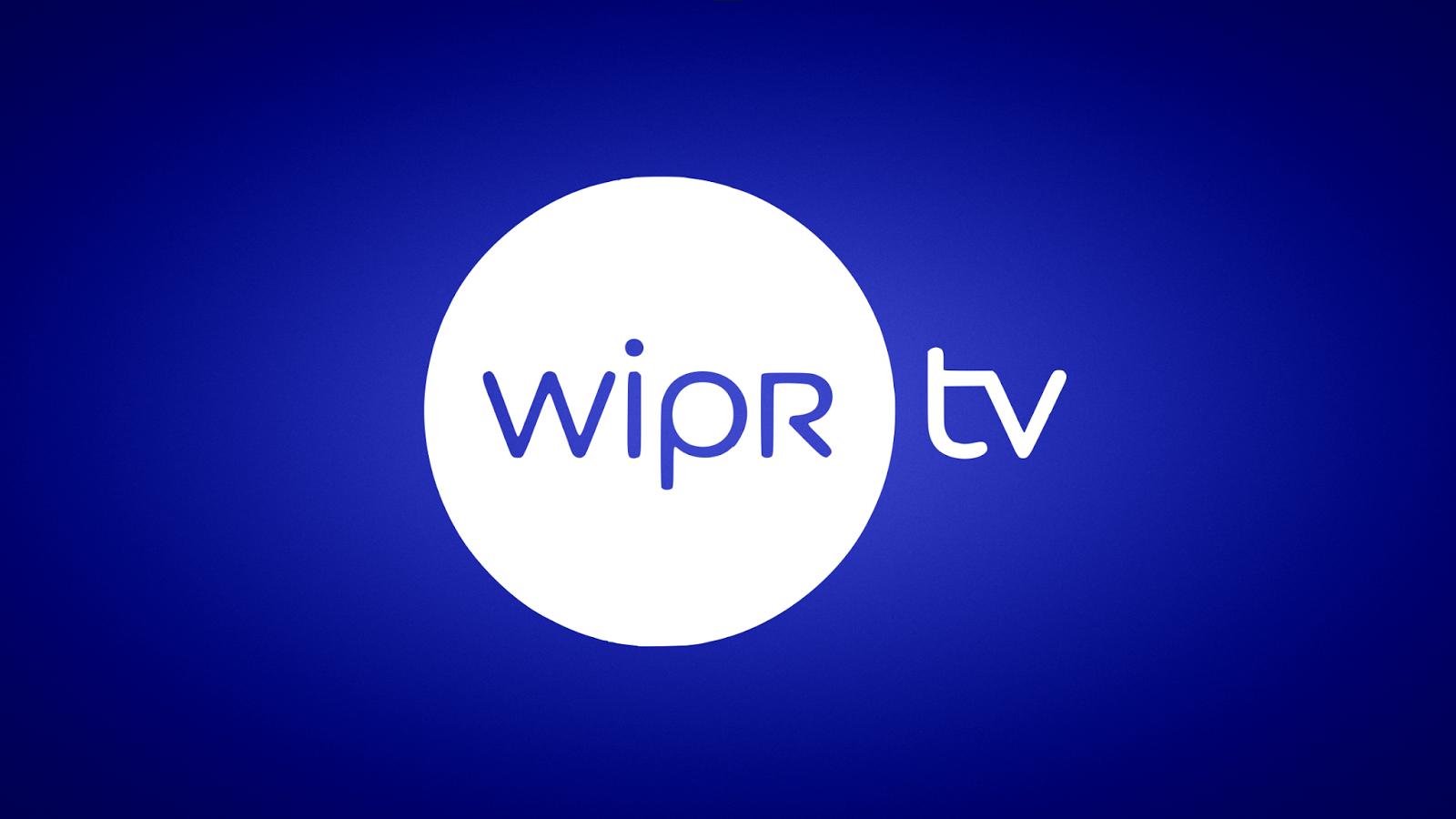logo actualizado WIPR TV canal 6