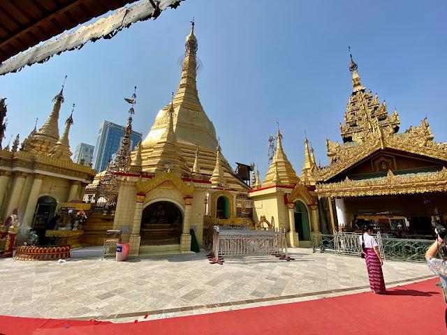Sule Pagoda (Yangon)