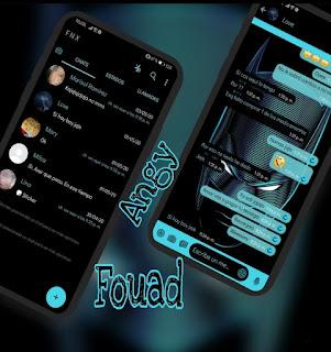 Deadpool Theme For YOWhatsApp & Fouad WhatsApp By Ave fénix