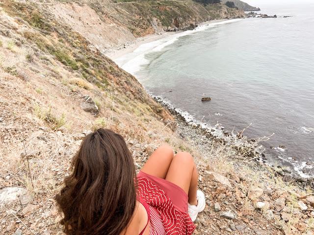 Big Sur California Kelly Fountain fashion travel blogger