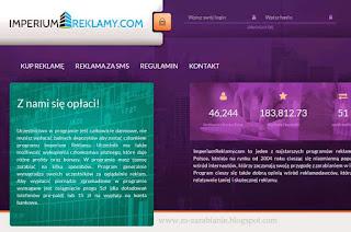 Imperium Reklamy - solidny GPTR firmy Adnox.pl, opinie, opis