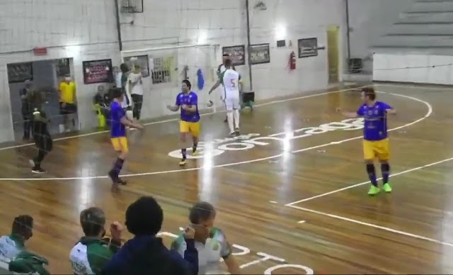 Cruzeiro sofre derrota em Pelotas pela Liga Gaúcha Unificada