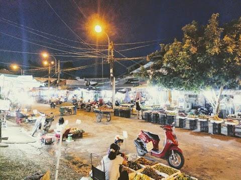 Chợ Hiệp Phú 10/2018