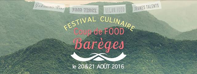 Coup de Food Festival... Présentation et Infographie