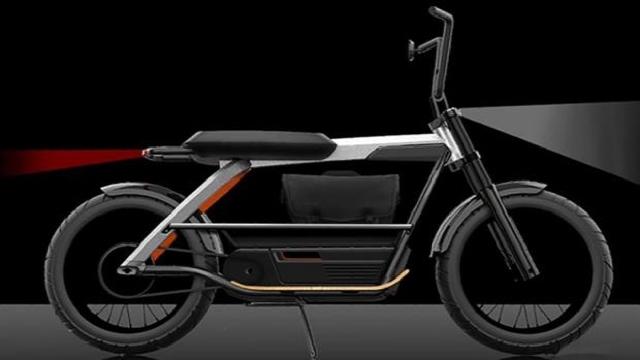 Así podría ser la bicicleta eléctrica de Harley-Davidson