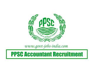 PPSC Accountant Recruitment