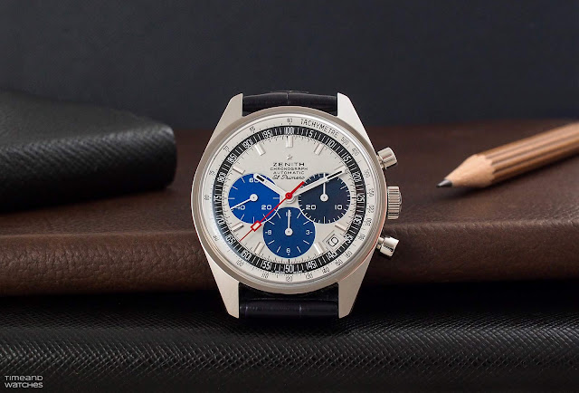 Zenith Chronomaster Revival A386 Manufacture Edition