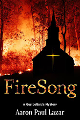 FireSong, A Gus LeGarde Mystery