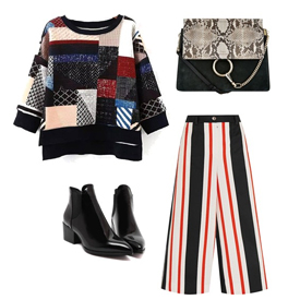 mixing-patterns-patchwork-sweater