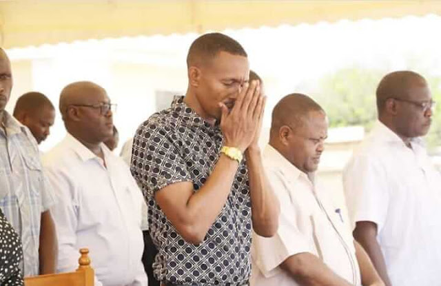 Mohamed Ali Alias Jicho Pevu not arrested as earlier stated, photos
