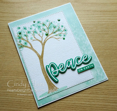 Heart's Delight Cards, Life Is Beautiful, 2020 Aug-Dec Mini, 12 Days of Christmas in July, Stampin' Up!