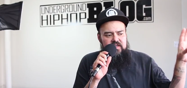 Los Angeles Rapper 2Mex explains what Underground Hip Hop means to him
