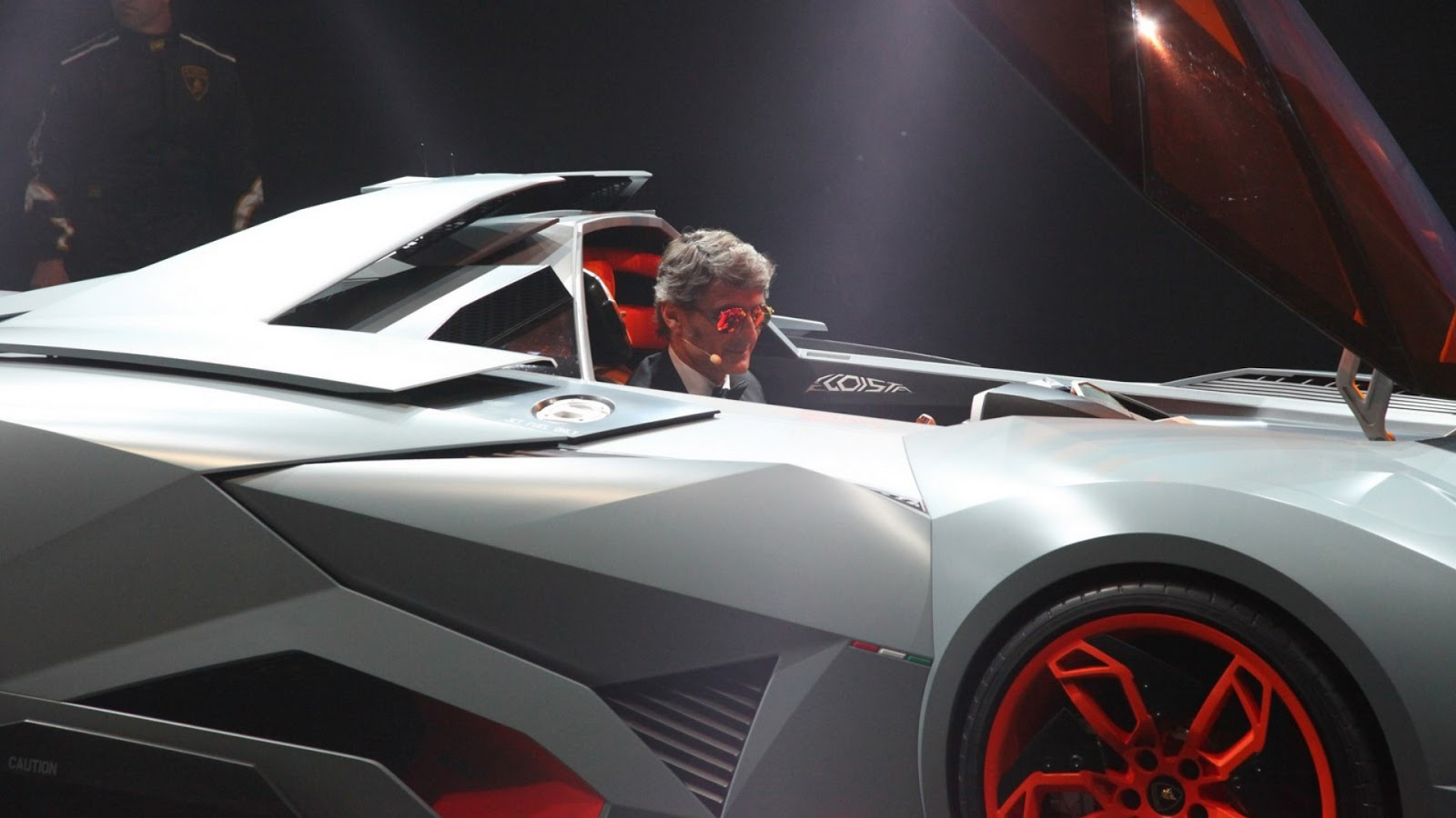 Lamborghini Egoista HD wallpapers   HD Wallpapers (High ...